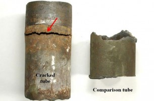 Steel Preheater Tube Metallurgical Technologies Inc